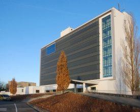 Ronse bouwde oud ziekenhuis om tot gigantische eventlocatie