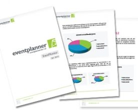 42% eventbedrijven verwacht stijging budgetten in komende 6 maanden