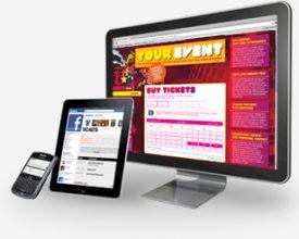 Kaartverkoop via je eigen website & Facebook pagina?