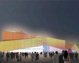 Mechelen krijgt concerthal met 6.000 plaatsen