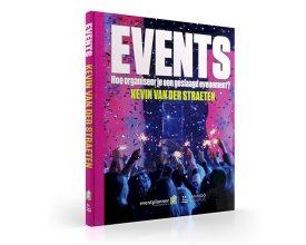 Bestseller EVENTS rolt al voor 3de keer van de persen