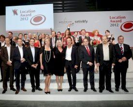 OceanDiva wint Location Award 2012