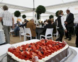 Vandersmissen Feestservice thuis in Vlaanderen LekkerLand
