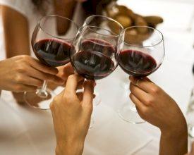 Thuisfeestje: tof voor gasten, stressy voor gastheer