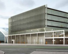 Amsterdam RAI bouwt nieuw congresgebouw