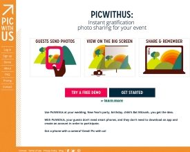 Start-up: PicWithUs