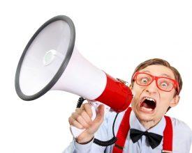 Column: Sprekers zijn arrogant en lui!