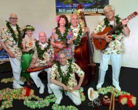 Nieuwe Hawaiiaanse band brengt tropische sfeer op je event