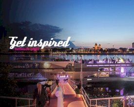 Claim jouw ticket voor het 'Get Inspired' event nu!