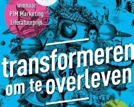 WIN 5x marketing bestseller 'Transformeren om te overleven'
