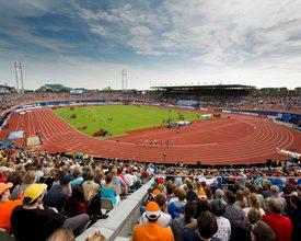 EK Atletiek in het Olympisch Stadion Amsterdam groot succes