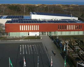 Drone brengt meeting- en eventcentrum Staf Versluys in beeld