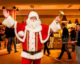 Papendal organiseert Kerstevent voor jou en je collega's: The Christmas Factory