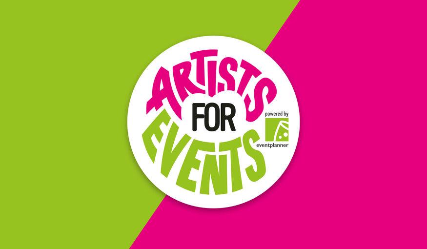 Bekende artiesten helpen de eventsector met Artists for Events
