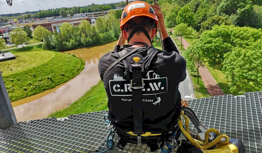 Scaves geeft veiligheidstrainingen voor eventsector