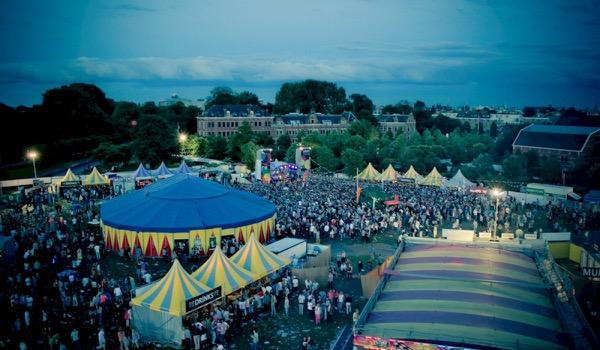 Slecht weer verzekering noodzakelijk voor festival organisatoren