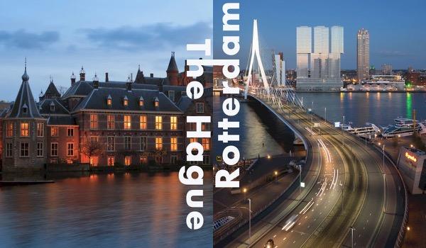 Nieuwjaarsdiner samen met Rotterdam & Den Haag