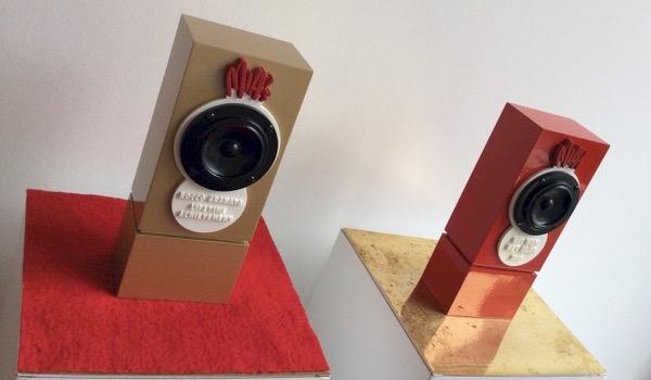 3D geprinte awards voor de MIA's