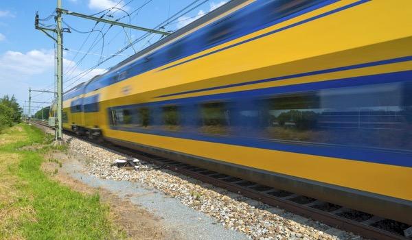 Met de Trein: Stimuleer OV als reisoptie bij je deelnemers