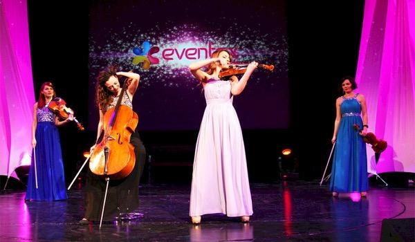 Oproep voor inzendingen - Eventex Awards