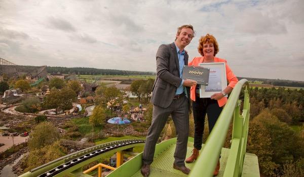 Toverland beste attractiepark