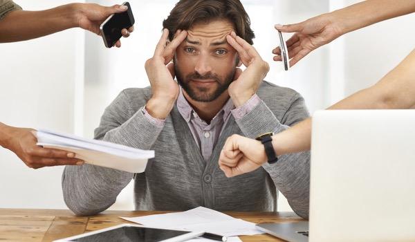 Eventmanager zakt in TOP 10 meest stressvolle jobs 2015