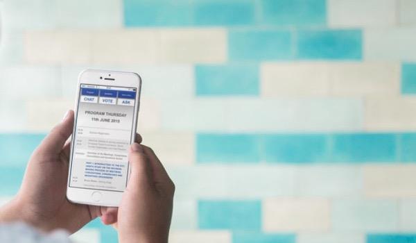 Zo eenvoudig kan het zijn: 6 voordelen van event app Votenow