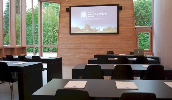 The Interactive Hub: nieuwe top vergaderlocatie in Leuven