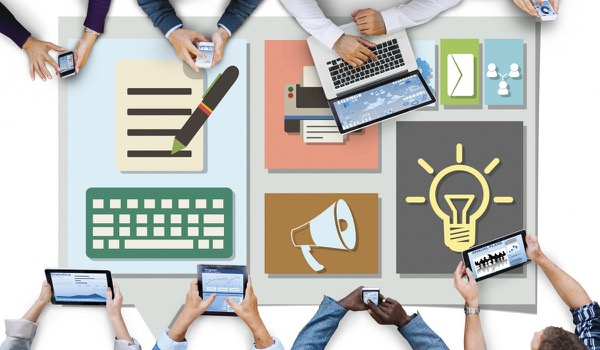 E-mail, bron van afleiding tijdens vergaderingen