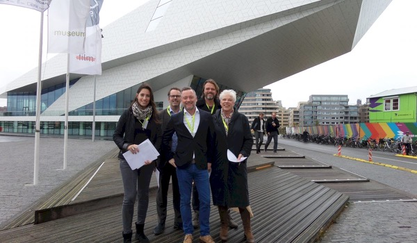 5 eventbureaus organiseren samen Innovation-Expo 2016