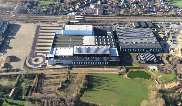 2.000 vierkante meter extra kantoorruimte voor eventbedrijven
