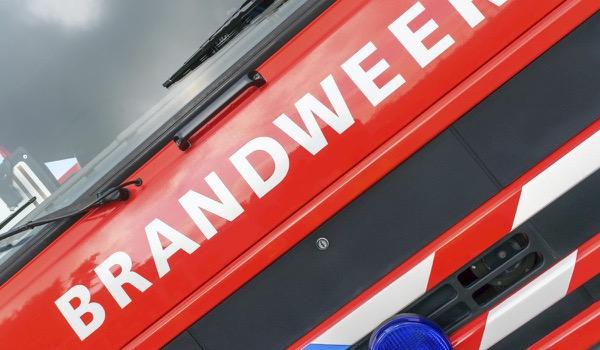 Paniek bij grote brand in partycentrum Tilburg