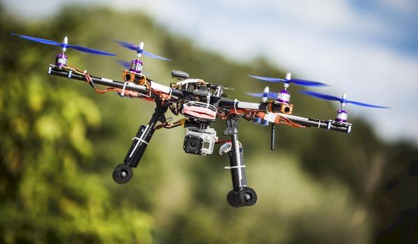 Gebruik drones op evenementen gereglementeerd