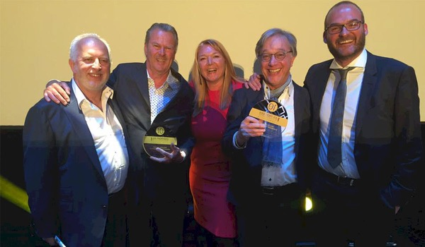 Nieuwe overwinning VO Communication in Cannes