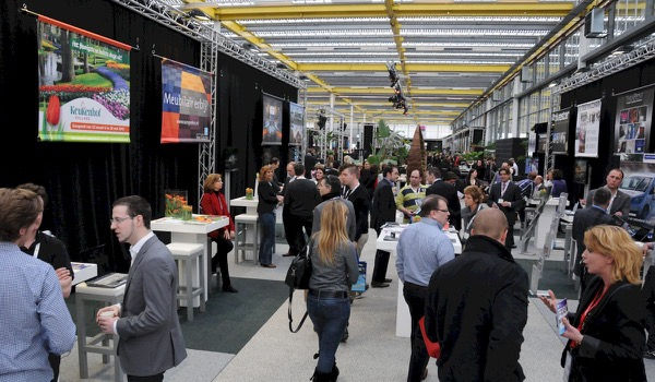 Internationale Evenementenvakbeurs EventSummit tijdens BBB in MECC Maastricht