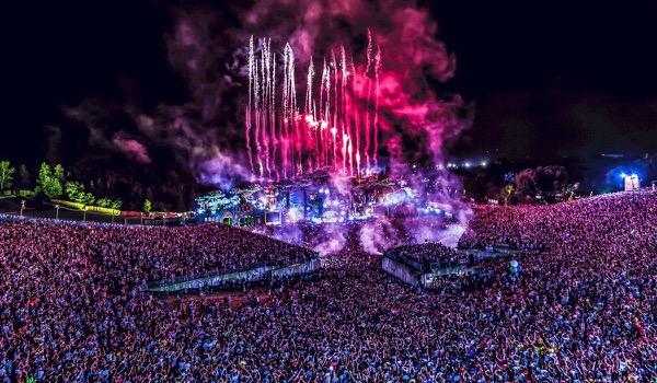Aggreko ontzorgt Tomorrowland met een flinke besparing