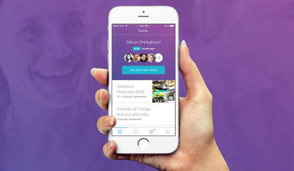 Nieuwe app HandShake is de Tinder voor zakelijk netwerken