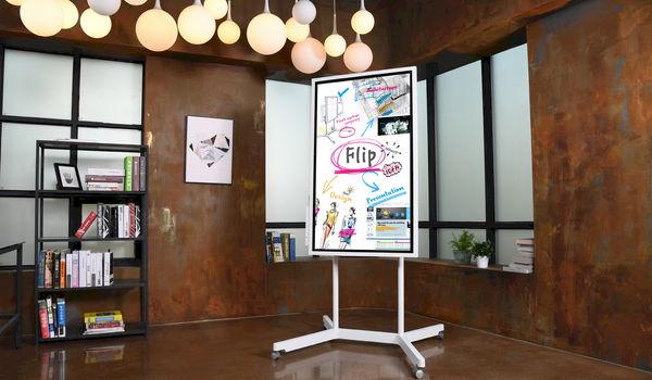 Samsung wil vergaderingen innoveren met 'Flip'