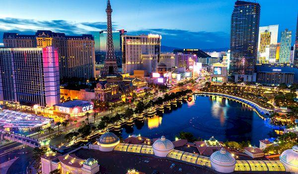 Las Vegas beste Meeting & Conference stad?
