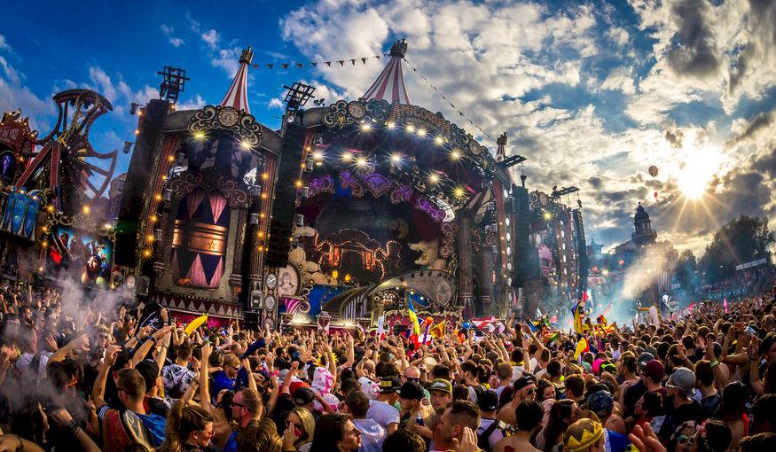 Tomorrowland 2018 in cijfers