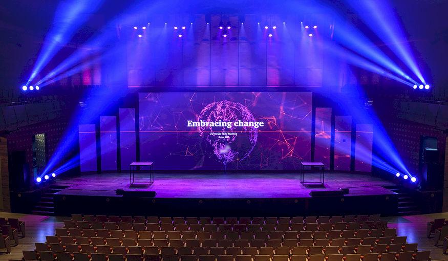 3 AV-ideeën voor jouw congres