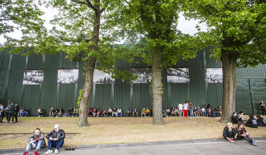 Nieuwe oplossing om festivalterrein af te schermen van omgeving