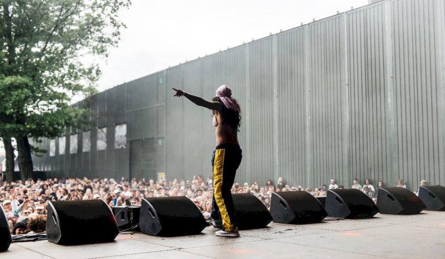 Onbezorgd genieten van je muziek event? Bescherm de omgeving