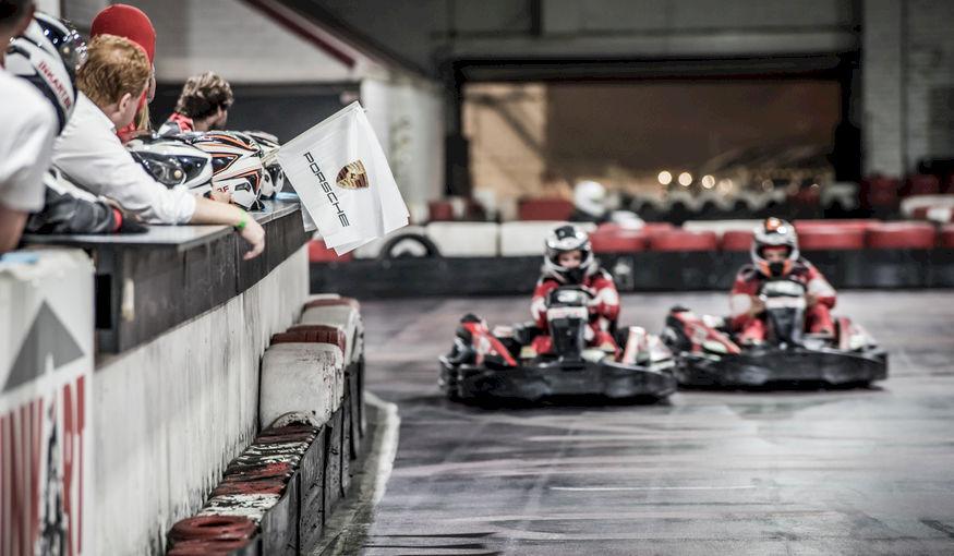 Word kartingkampioen samen met jouw ICT of automotive collega's