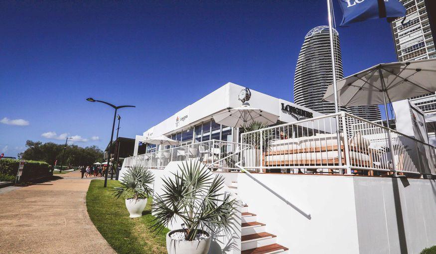Share the dream: evenementlocatie voor Longines in Australië