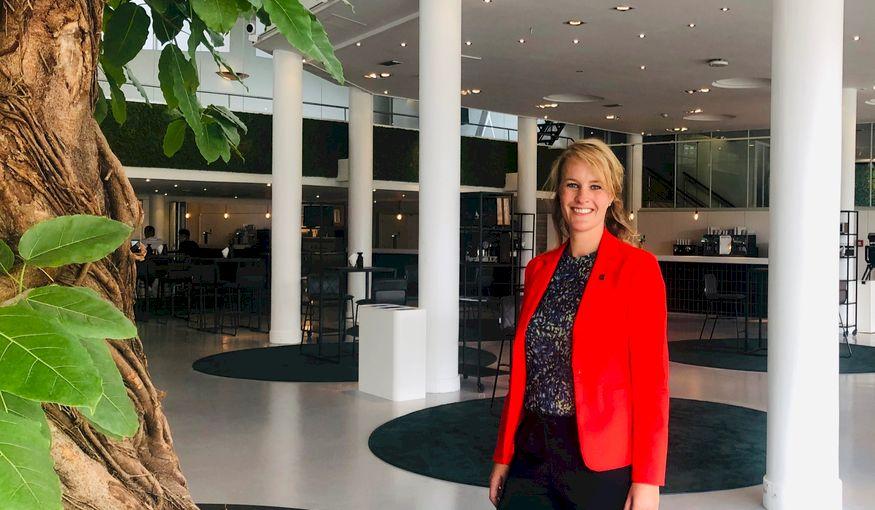 Lydia Baloe nieuwe directeur Gooiland Hilversum