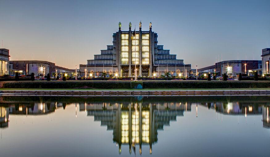 Brussels Expo eerste Corona-vrije beurslocatie ter wereld